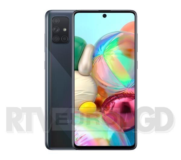 Samsung Galaxy A71 (czarny)