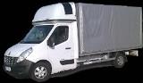 Logo firmy Transporter