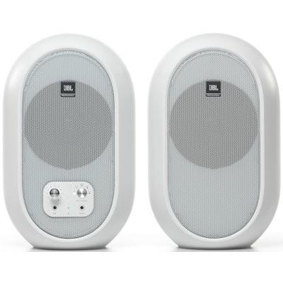 Aktywne monitory kompaktowe JBL 104-BTW Biały (2 szt.)