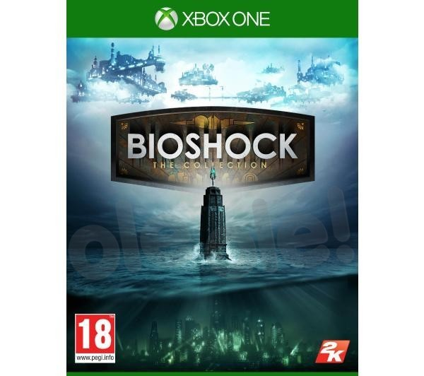 BioShock: The Collection Xbox One / Xbox Series X