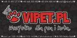 Logo firmy Vipet - Centrum dla Psa i Kota