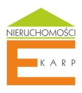 Logo firmy Ekarp Nieruchomości Grzegorz Karp