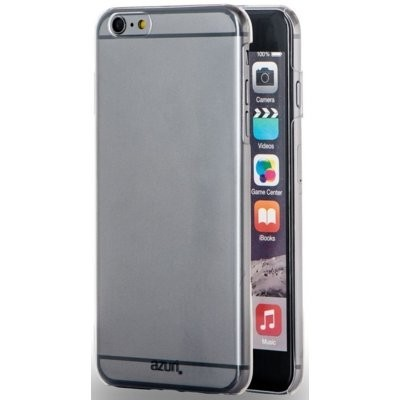 Etui AZURI Backcover do Apple iPhone 6 Plus/6S Plus Przezroczysty