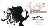 Logo firmy Studio Urody La Belle Marzena Osada