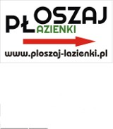 Logo firmy Płoszaj łazienki