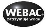 Logo firmy WEBAC Sp. z o.o. - HYDROIZOLACJE