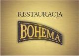 Logo firmy Restauracja Bohema