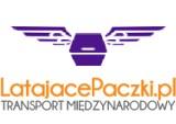 Logo firmy LatającePaczki.pl
