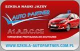 Logo firmy Auto Partner Szkoła Nauki Jazdy