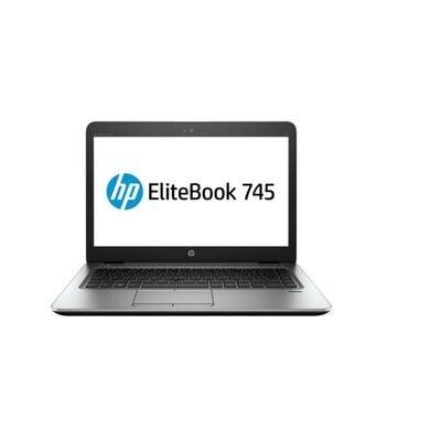 HP Inc. Notebook poleasingowy Elitebook 745 G3 AMD Pro A10-8700B / 4 GB / 120 SSD / 14 FullHD / Win 7/8 Prof.