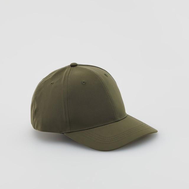 Reserved - Czapka z daszkiem - Zielony