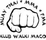 Logo firmy KLUB WALKI MACO