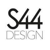 Logo firmy S44DESIGN