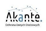 Logo firmy AKANTE