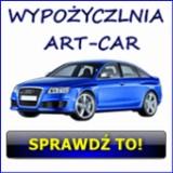 Logo firmy Wypożyczalnia Art-Car -Limanowa