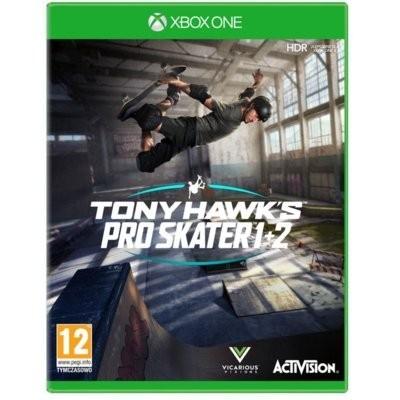 Tony Hawk's Pro Skater 1+2 Gra xbox one CENEGA