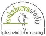 Logo firmy Kookaburra Studio Galeria Sztuki Studio Promocji