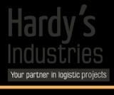 Logo firmy Hardy's Industries