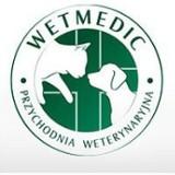 Logo firmy Przychodnia Weterynaryjna WETMEDIC