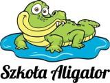Logo firmy Szkoła Pływania Aligator