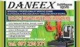 Logo firmy DANEEX   Firma Usługowa Daniel Grzywacz