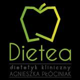 Logo firmy Dietea Poradnia Dietetyczna