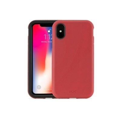 Etui OWC NewerTech NuGuard KX do Apple iPhone X Czerwony