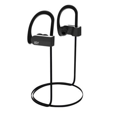 Słuchawki bezprzewodowe ISY IBH-3500-BK Czarny
