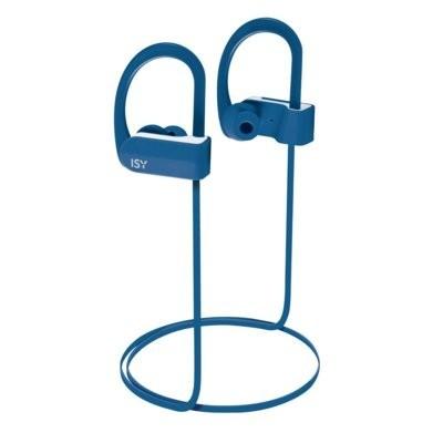 Słuchawki bezprzewodowe ISY IBH-3500-BE-Niebieski