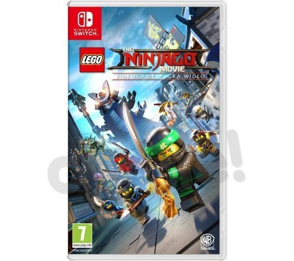 LEGO Ninjago Movie Gra Wideo Nintendo Switch
