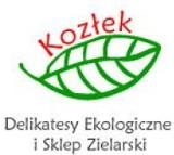 Logo firmy Sklep Zielarski Gdańsk i Online Kozłek