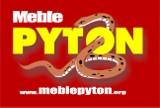 Logo firmy PYTON - INTERNETOWY SKLEP MEBLOWY