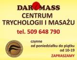 Logo firmy Centrum Trychologii i Masażu DARMASS