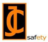 Logo firmy Firma Usługowo Handlowa JC Safety Jacek Ciechanowski