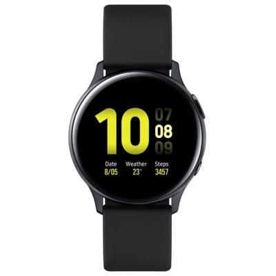 SmartWatch SAMSUNG Galaxy Watch Active2 Aluminium 40mm Czarny SM-R830NZKAXEO