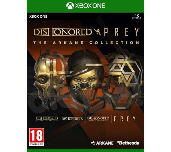 Dishonored and Prey: The Arkane Collection Xbox One