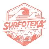 Logo firmy Surfoteka SURF&SKI, Wypożyczalnia SNOW&SKI, Sklep Snowboardowy, Sklep Narciarski