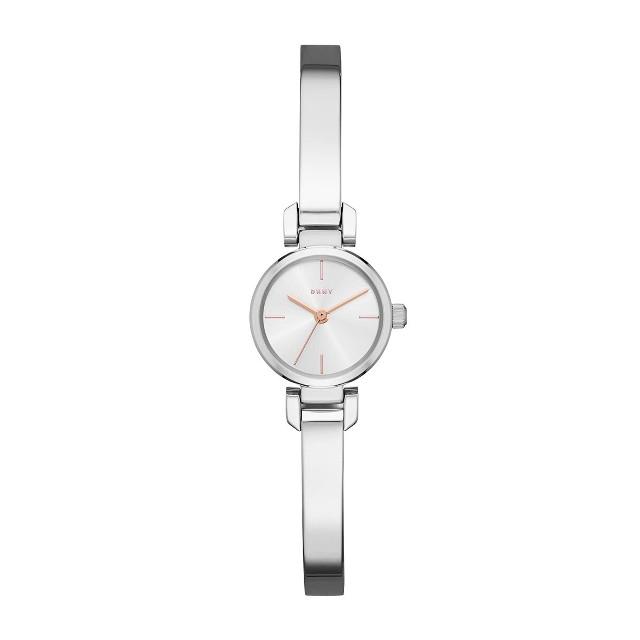 Zegarek DKNY - Ellington NY2627 Silver/Silver
