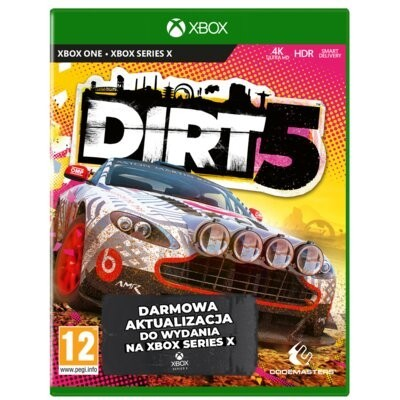 DiRT 5 Gra xbox one KOCH MEDIA