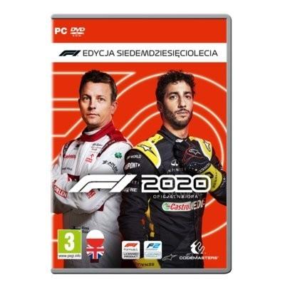 F1 2020 Edycja Siedemdziesięciolecia Gra PC KOCH MEDIA