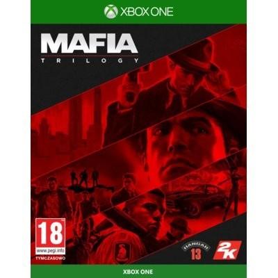 Mafia Trylogia Gra xbox one CENEGA