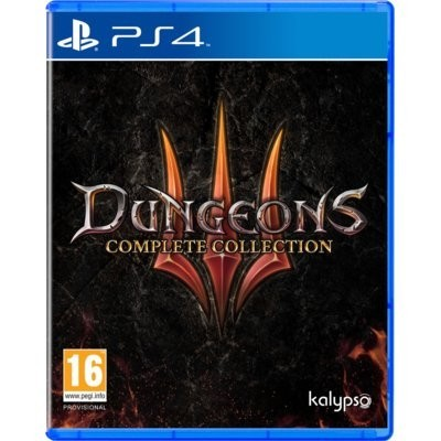 Dungeons 3 Complete Collection Gra playstation 4 KOCH MEDIA