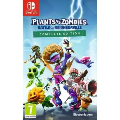 Plants vs. Zombies: Battle for Neighborville Complete Edition Gra Nintendo Switch ELECTRONIC ARTS
