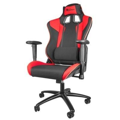 SX77 Czerwony Krzesło dla graczy GENESIS