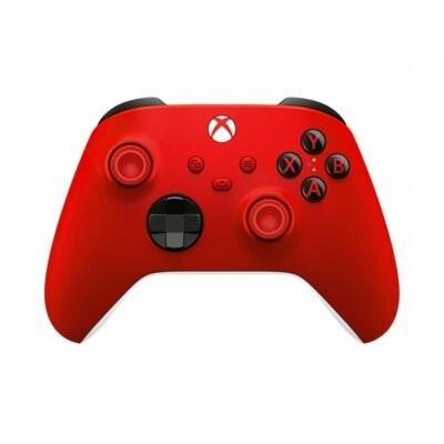 Xbox Series - Pulse Red Kontroler Bezprzewodowy MICROSOFT