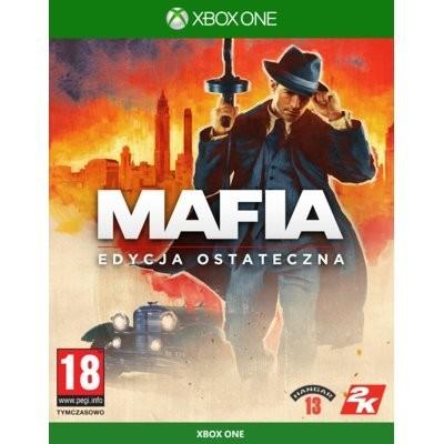 Mafia: Edycja ostateczna Gra xbox one CENEGA