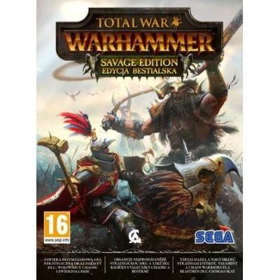 Total War Warhammer: Edycja Bestialska Gra PC CENEGA