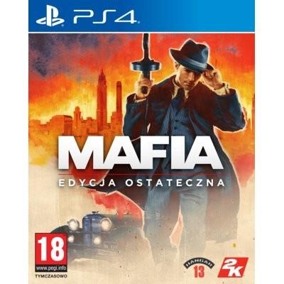 Mafia: Edycja ostateczna Gra playstation 4 CENEGA