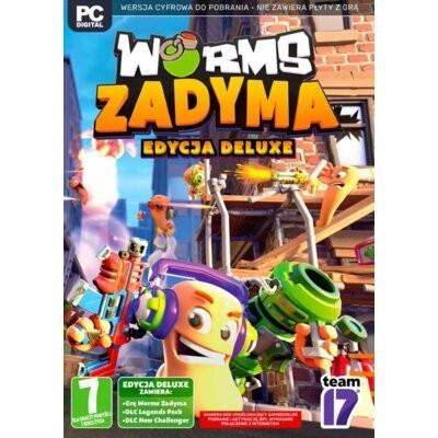 Worms Zadyma Edycja Deluxe Gra PC CENEGA