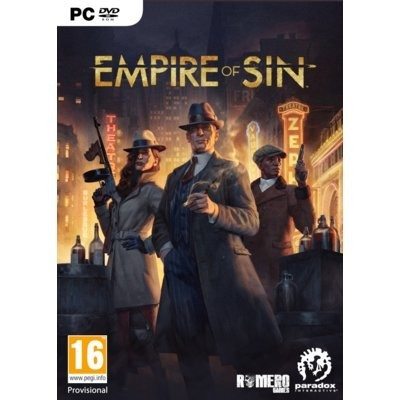 Empire of Sin Day One Edition Gra PC KOCH MEDIA